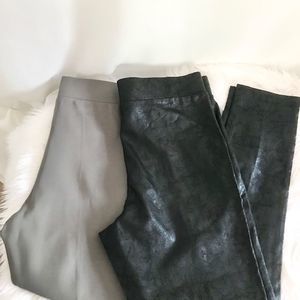 NWT 2/$30 Simply Styled Pants/Leggings L